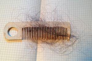 Приворот на волосы